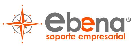 ebena, Soporte Empresarial